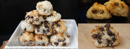 Chocolate Chip Macaroons