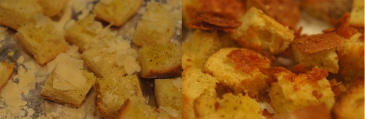 Asiago Croutons