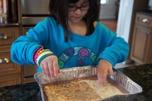 Matzah Lasagna