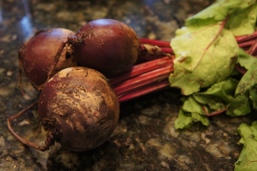 Beets....sooo easy... sooo good
