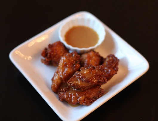 Asian Sesame Chicken Wings