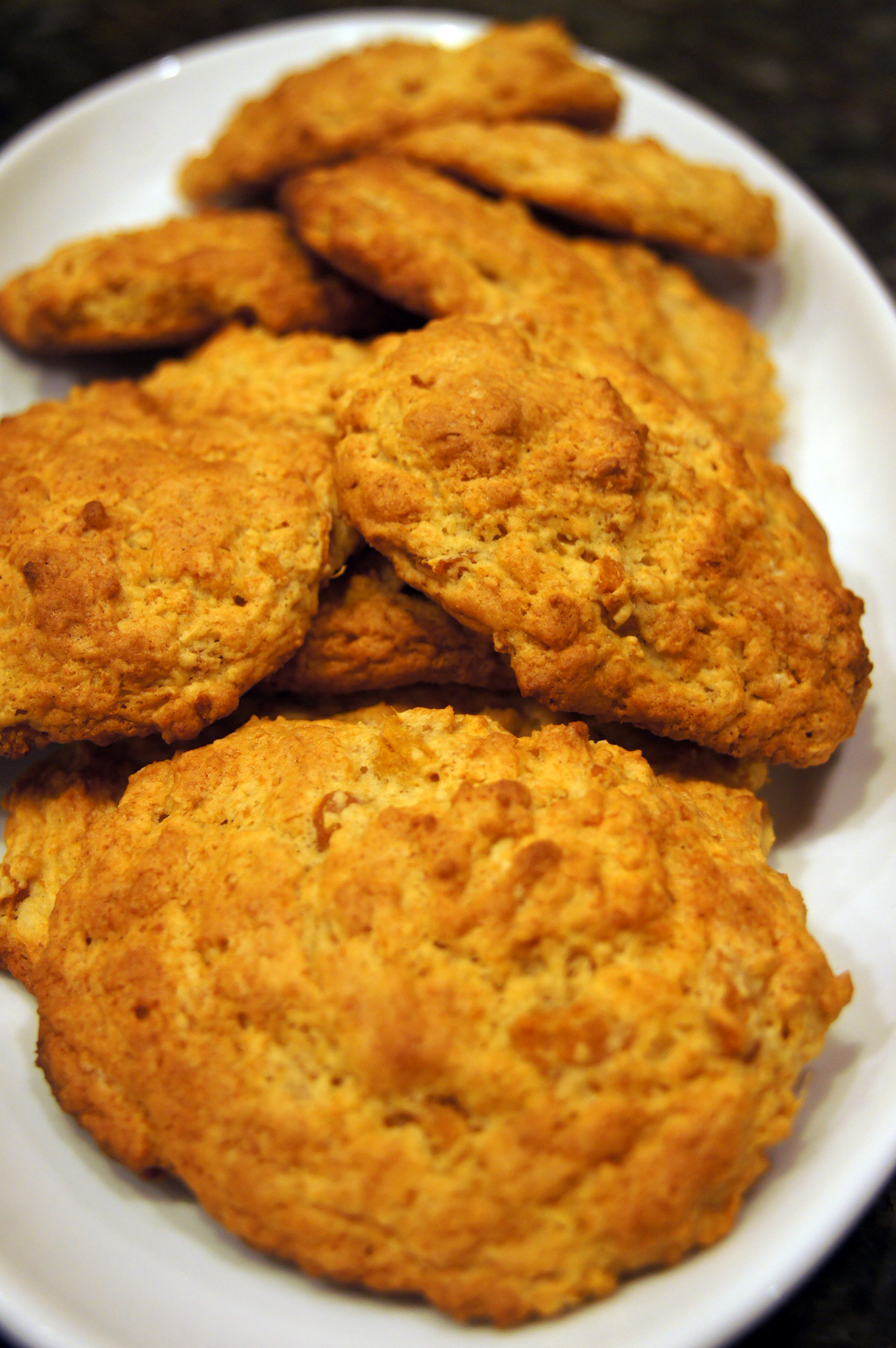 Sweet Potato Biscuits | Bits and Bytes