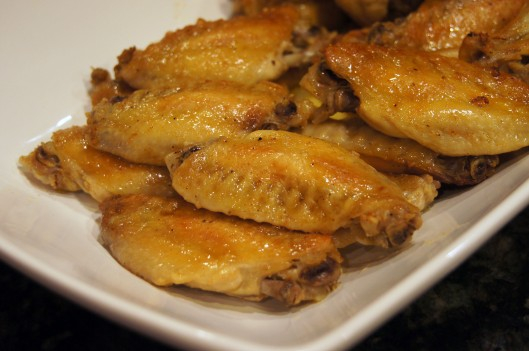 Regina's Oven Baked Hot Wings