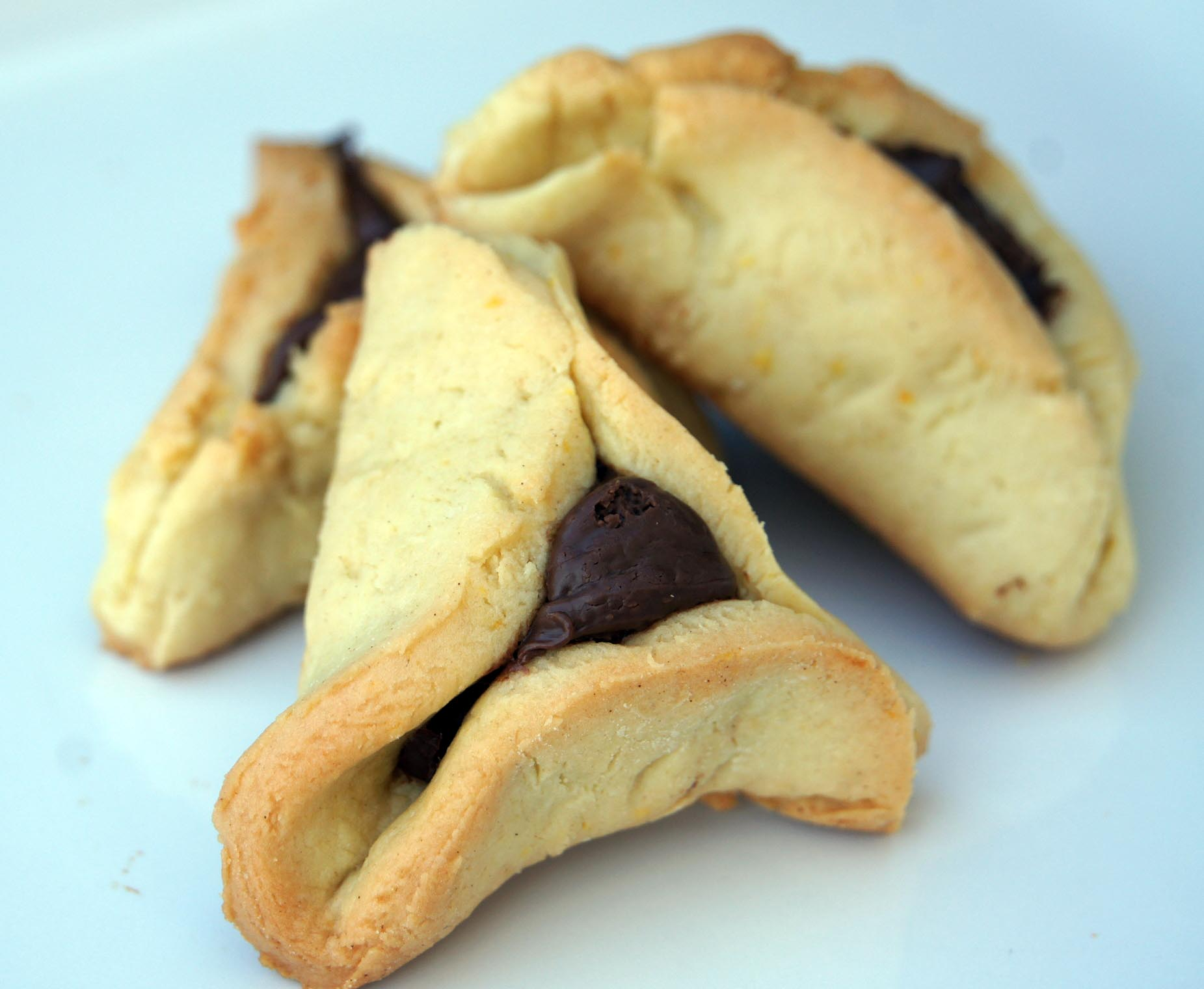 Nutella Filling for Hamantaschen | Bits and Bytes