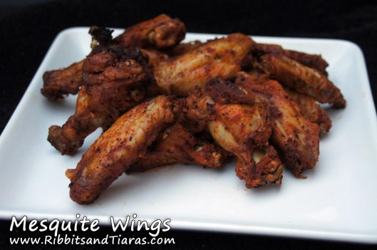Mesquite Chicken Wings