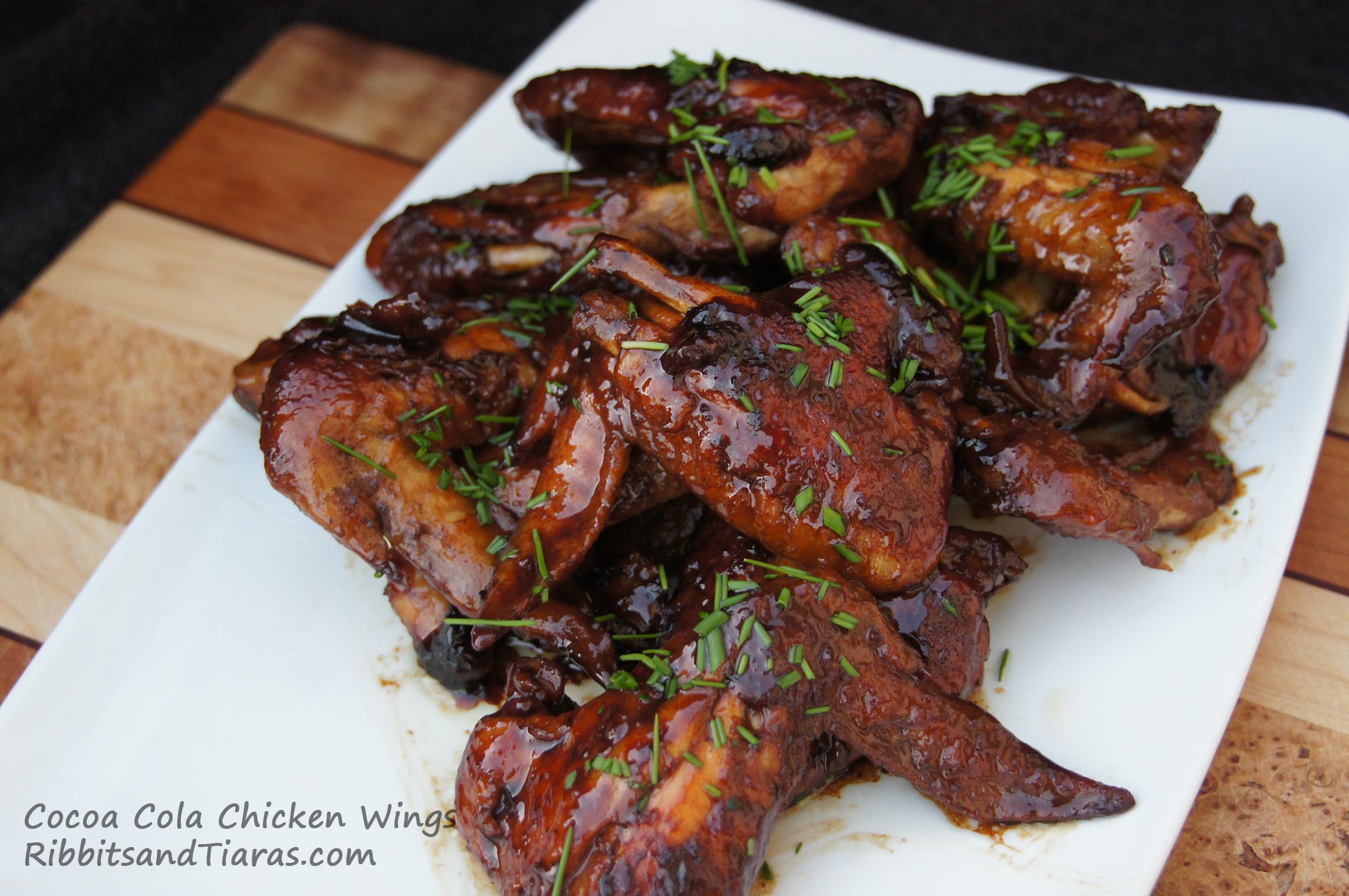 BBQ Chicken Wings Recipe (Jalan Alor Chicken Wings) Recipes ...
