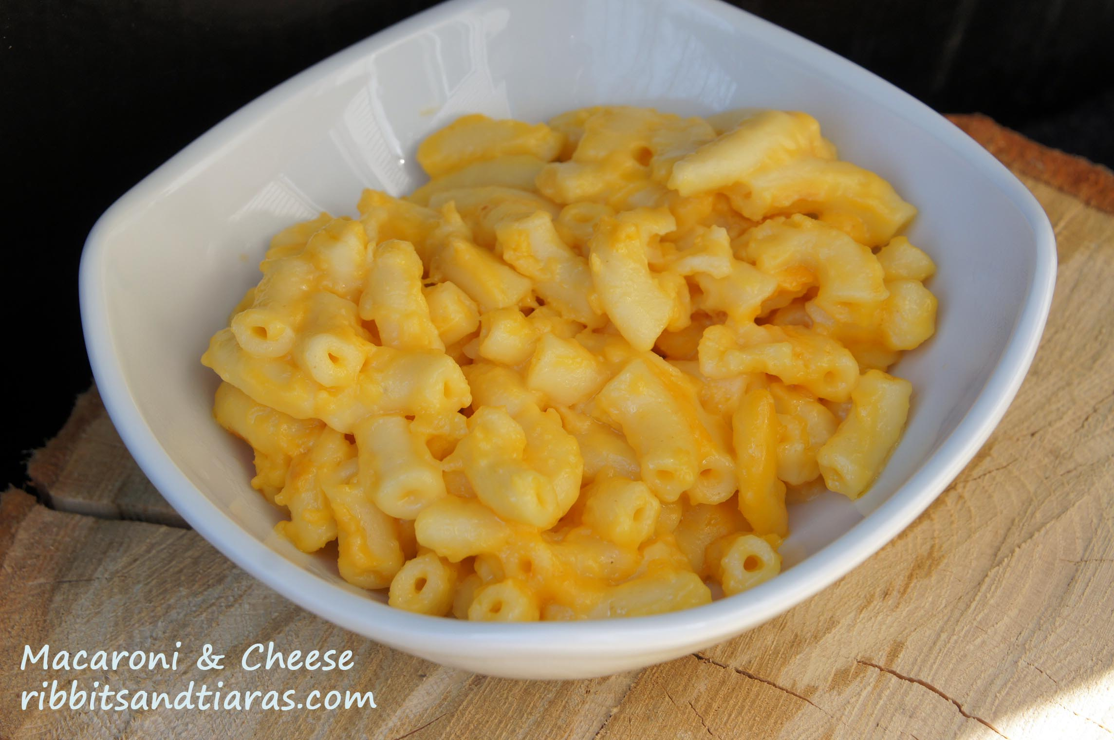 M is for Macaroni and Cheese PLEASE! | Bits and Bytes