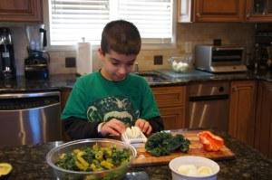 Dylan's Crazy Cobb Salad