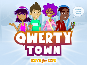 QwertyTown Keys for Life