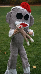 Sock Monkey Costumes