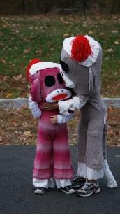 Sock Monkey Costumes
