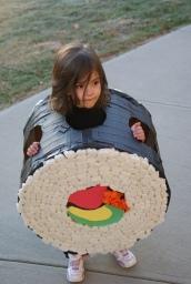 Sushi Costume 2008