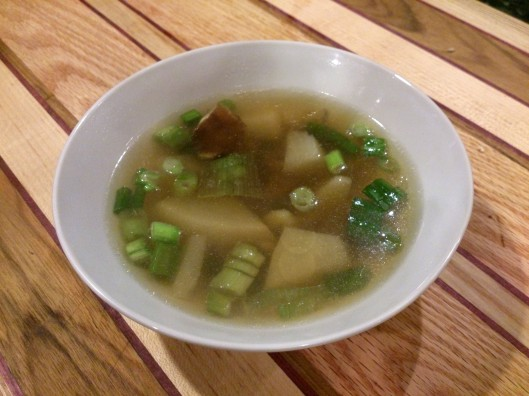 Korean Anchovy Soup Stock