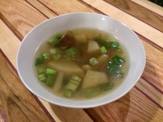 Korean Anchovy Soup Stock