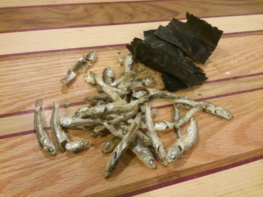 Korean Anchovy Stock _ Dried Anchovies_