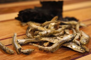 Dried Anchovies Dashima