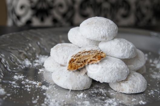 Pfeffernusse Cookies