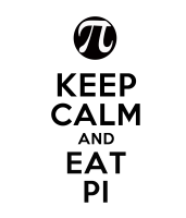 Keep Calm & Eat Pi